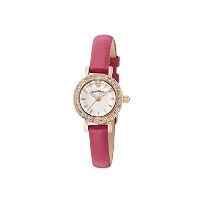 [エンジェルハート] 腕時計 Eternal Crystal ピンクゴールド文字盤 スワロフスキーエレメンツ ET21P-PK パープル