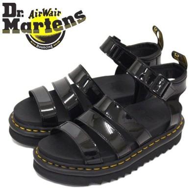 Dr.Martens (ドクターマーチン) WMS 24192001 BLAIRE ブレア レディース レザーサンダル BLACK