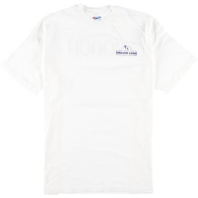90年代 ヘインズ Hanes プリントTシャツ USA製 メンズXL ヴィンテージ /eaa171542
