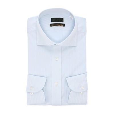 ワイドカラープレミアムスタイリッシュワイシャツ