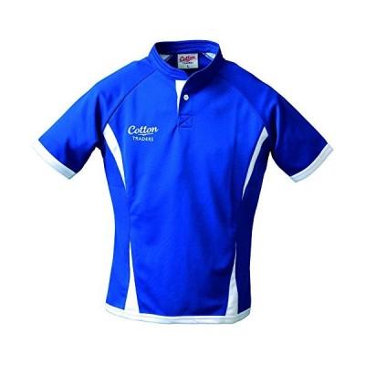 SCEPTRE(セプター) ラグビー 試合用 フィットジャージ CTSW-061 ブルー(22) S