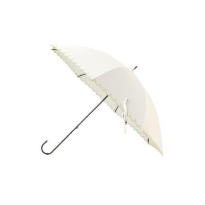 傘 w.p.c / 遮光 星柄スカラップ 長傘