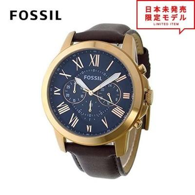 FOSSIL フォッシル メンズ 腕時計 リストウォッチ fs5068 ネイビー 海外限定 時計 日本未発売 当店1年保証 最安値挑戦中!