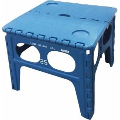 即日発送  Chapel BLUE 折りたたみテーブル アウトドア キャンプ