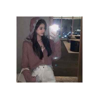 【送料無料】ファッション Liangsi パッチワークセーター アウターウェア 女 秋 新しいデザイ   364331_A63669-4848356