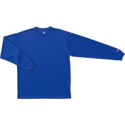 チャンピオン バスケットボール TEAM LONG SLEEVE T-SHIRT 19SS 340 Tシャツ(c3mb491-340)