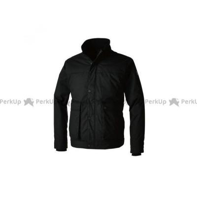 TS DESIGN ジャケット ライトウォームジャケット(ブラック) サイズ:S 送料無料 TSデザイン