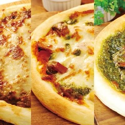 芦屋ファイブミニッツ・ミーツ 3種のピザセット 13004422