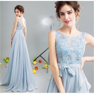ウェディングドレス 二次会 演奏会 ウエディングドレス カラードレス ロング 二次会ドレス パーティードレス ロングドレス イブニングドレス 大きいサイズ