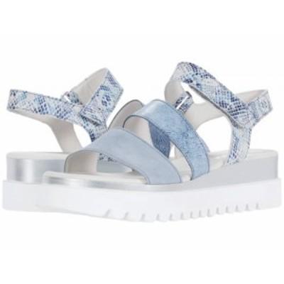 Gabor ガボール レディース 女性用 シューズ 靴 サンダル Gabor 44.610 Aquamarin/Aqua【送料無料】