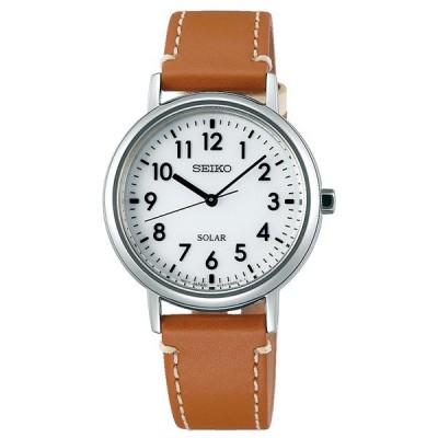 SEIKO SELECTION セイコー セレクション  ソーラー 腕時計  School Time スクールタイム STPX069