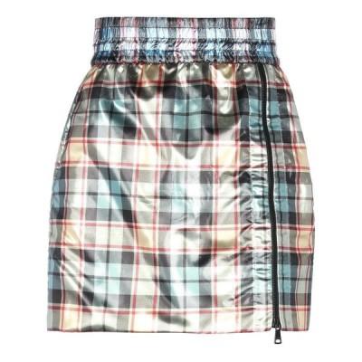 N°21 ミニスカート  レディースファッション  ボトムス  スカート  ロング、マキシ丈スカート ゴールド
