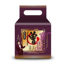 【PaMi 曾拌麵】金黃香蒜(4包/袋)