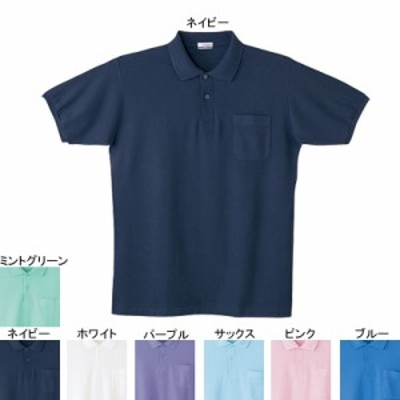 作業服・作業着 自重堂 24414 製品制電半袖ポロシャツ S~LL