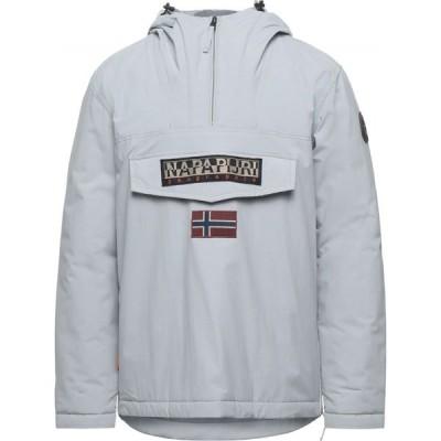 ナパピリ NAPAPIJRI メンズ ジャケット アウター Jacket Light grey