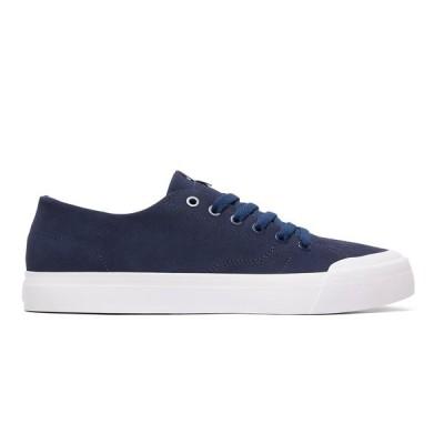 カジュアルシューズ ディーシーシューズ DC Shoes Men's Evan Lo Zero Shoes ADYS300487 NAVY