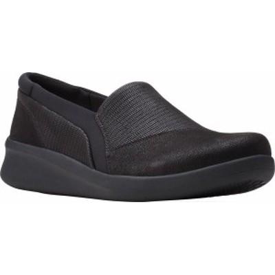 クラークス レディース スニーカー シューズ Women's Clarks Sillian 2.0 Eve Sneaker Black Combi Synthetic