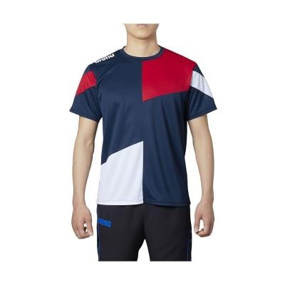 【アリーナ】 チーム Tシャツ メンズ レッド系その他 O arena