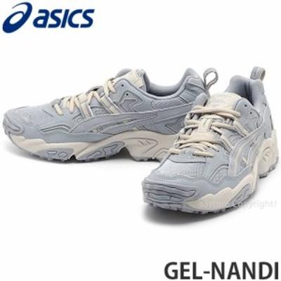 アシックス GEL-NANDI カラー:Piedmont Grey/Piedmont Grey