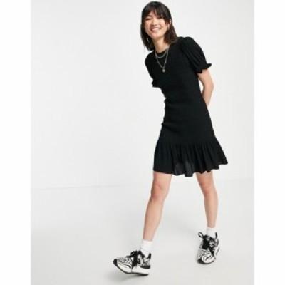 ホイッスルズ Whistles レディース ワンピース ワンピース・ドレス Yasmin Shirred Dress In Black ブラック