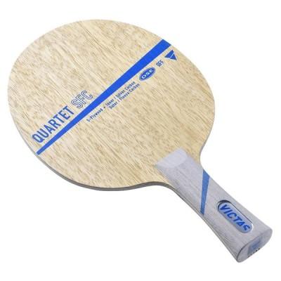 VICTAS 028704 卓球 ラケット カルテット SFC FL ビクタス18SS【取り寄せ】