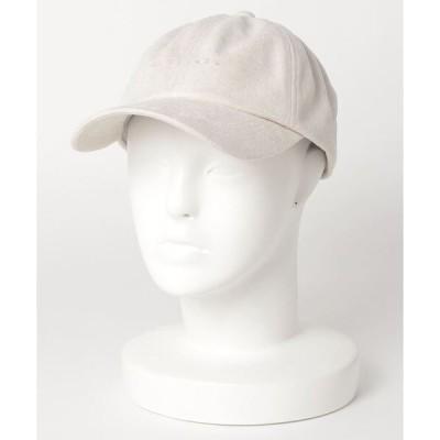 帽子 キャップ Dickies フェイクスエードCAP