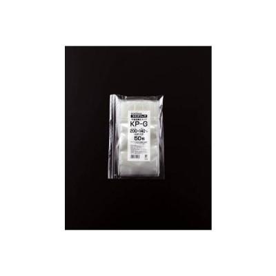 【代引不可】 セイニチ チャック袋 「ラミグリップ」 KP−G 平袋バリアタイプ 200×14 【KPG】