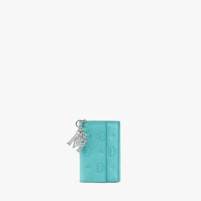 [MCM]【送料無料】【並行輸入品】クララモノグラムドレザーチャーム財布 MYAASKM01H3