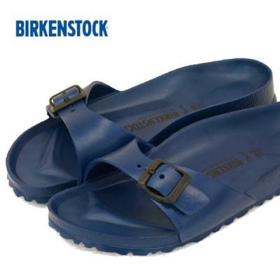 ビルケンシュトック BIRKENSTOCK Classic Madrid EVA 128173 紺 マドリッド サンダル レディース