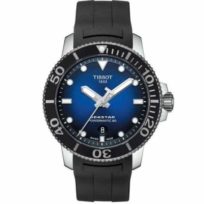 ティソ 腕時計 Tissot メンズ T-Sport SEASTAR シースターStainless Steel Automatic Watch T120.407.17.041.00