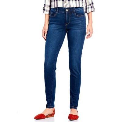 コードブリュー レディース デニムパンツ ボトムス #double;F'AB#double; Body Sculpt Skinny Jeans Agent