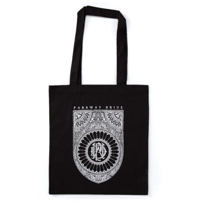 インペリコン Impericon ユニセックス トートバッグ バッグ - Shield - Tote Bag black