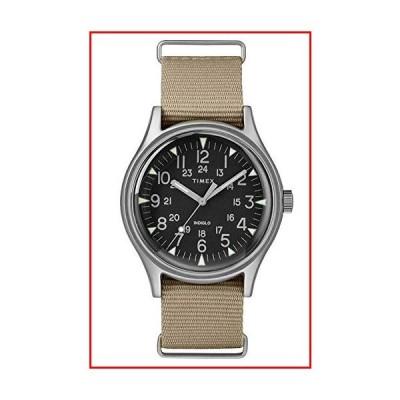 タイメックス(TIMEX) グリーン生地ウォッチ -TW2T10300【並行輸入品】