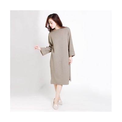 MARTHA(マーサ) コンパクトニットワンピース (ワンピース)Dress