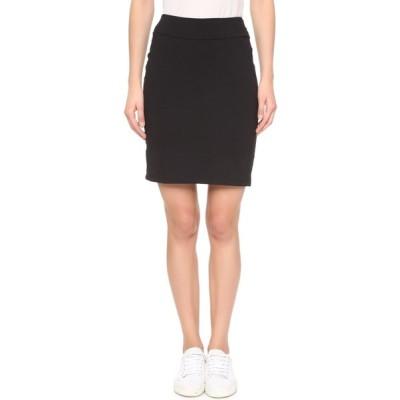 スサナモナコ Susana Monaco レディース ペンシルスカート スカート Straight Pencil Skirt Black
