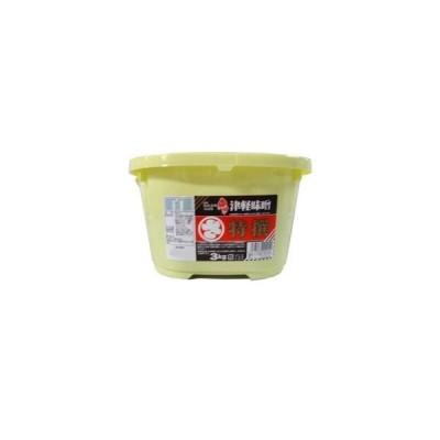 マルサ 青森の味!特選白角タル 白味噌 3kg 取り寄せ商品