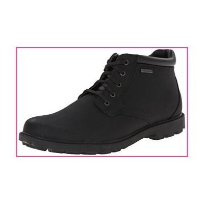 Rockport Men's Storm Surge Water Proof Plain Toe Boot Black 10.5 M (D)-10.5 M並行輸入品