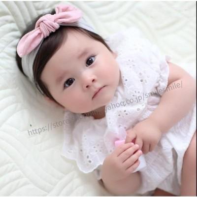 ベビー用アクセサリー 女の子髪飾り ヘアアクセサリー カチューシャ 結婚式 発表会 新生児 ヘッドドレス フォーマルドレス小物 七五三