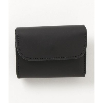財布 【kachimachi】三つ折りコンパクトウォレット【レザーから製造まで全てMADE IN JAPAN】