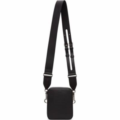 バレード Byredo レディース ショルダーバッグ バッグ black small focus shoulder bag Black