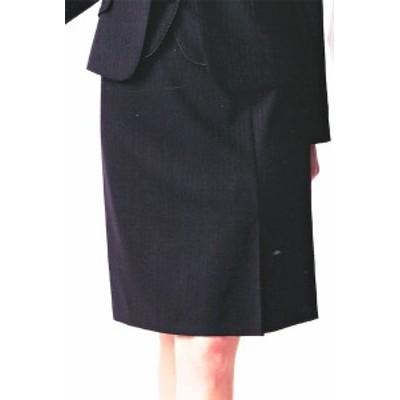 S-15690 タイトスカート(52cm丈) ブラック 全1色 (セロリー SELERY クレッセ 事務服 制服)
