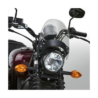 (新品) National Cycle N2554-002 Flyscreen - Black - Light Tint