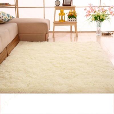 ふわふわ 長方形 カーペット 洗える ラグ シャギーラグ 絨毯 滑り止め付き モダン カーペット 折り畳み ソファシート リビングルーム ベドルーム 絨毯
