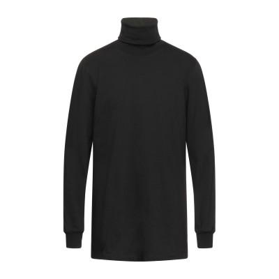 リック オウエンス RICK OWENS T シャツ ブラック M コットン 100% T シャツ