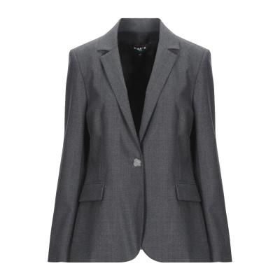 ポール カ PAULE KA テーラードジャケット 鉛色 46 バージンウール 98% / ポリウレタン 2% テーラードジャケット