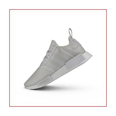 adidas Originals NMD R1 Mens Trainers Sneakers Shoes (UK 6.5 US 7 EU 40, Monochrome White S79166)【並行輸入品】