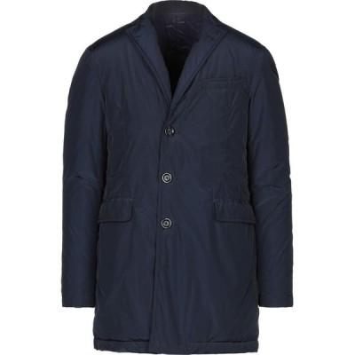 ドメニコ タリエンテ DOMENICO TAGLIENTE メンズ コート アウター coat Dark blue