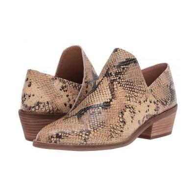 Lucky Brand ラッキーブランド レディース 女性用 シューズ 靴 ブーツ アンクルブーツ ショート Fausst - Natural Multi