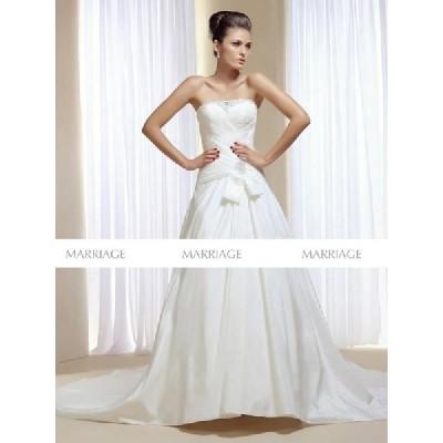 K05078  ウェディングドレス  ウエディングドレス マタニティー対応