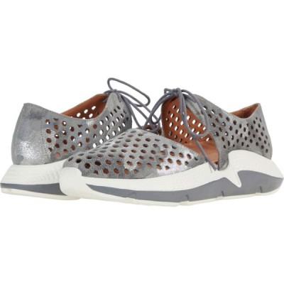 ラモールドピード L'Amour Des Pieds レディース スニーカー シューズ・靴 Himar Gray/Silver Camo